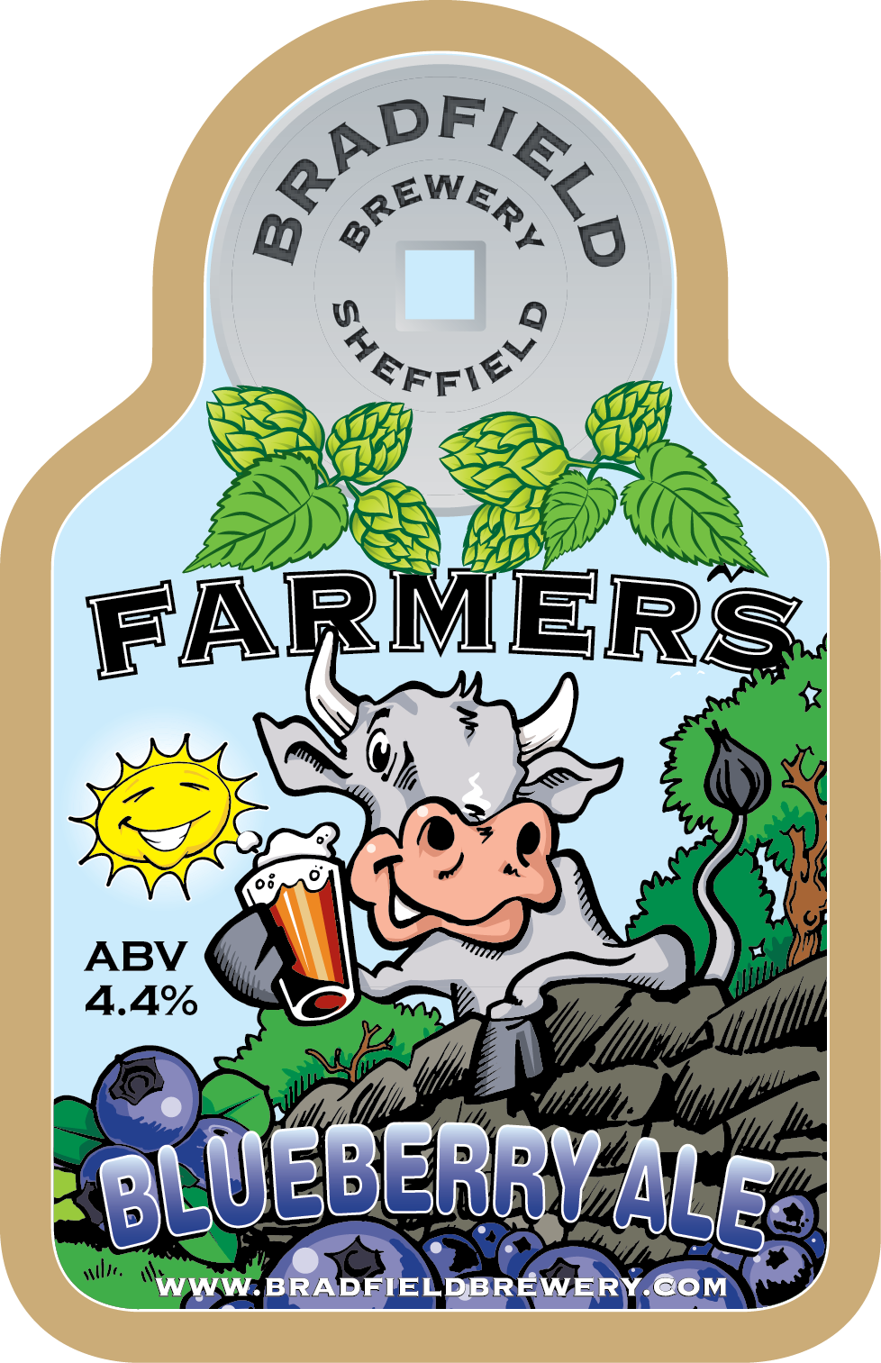 Farmers Blueberry Ale
