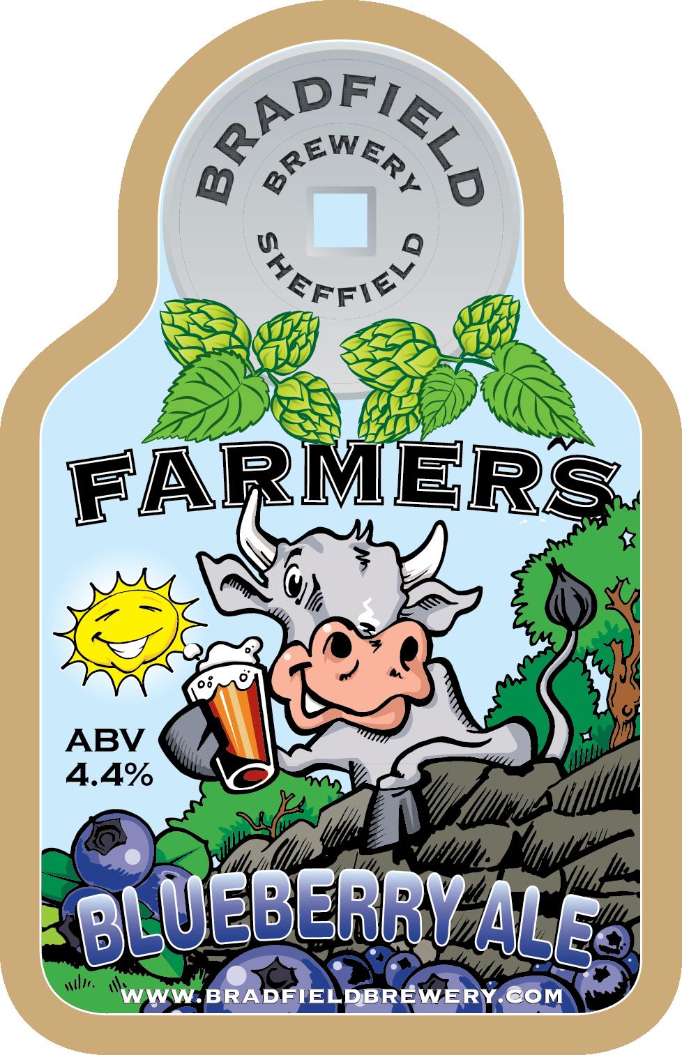 Farmers Blueberry Ale