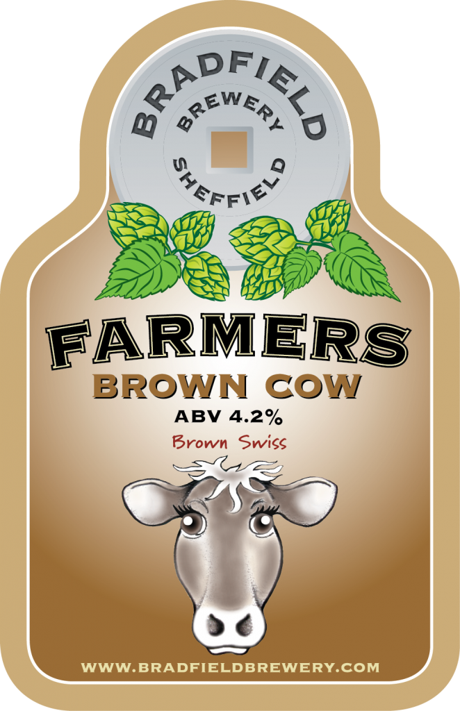 Farmers Brown Cow