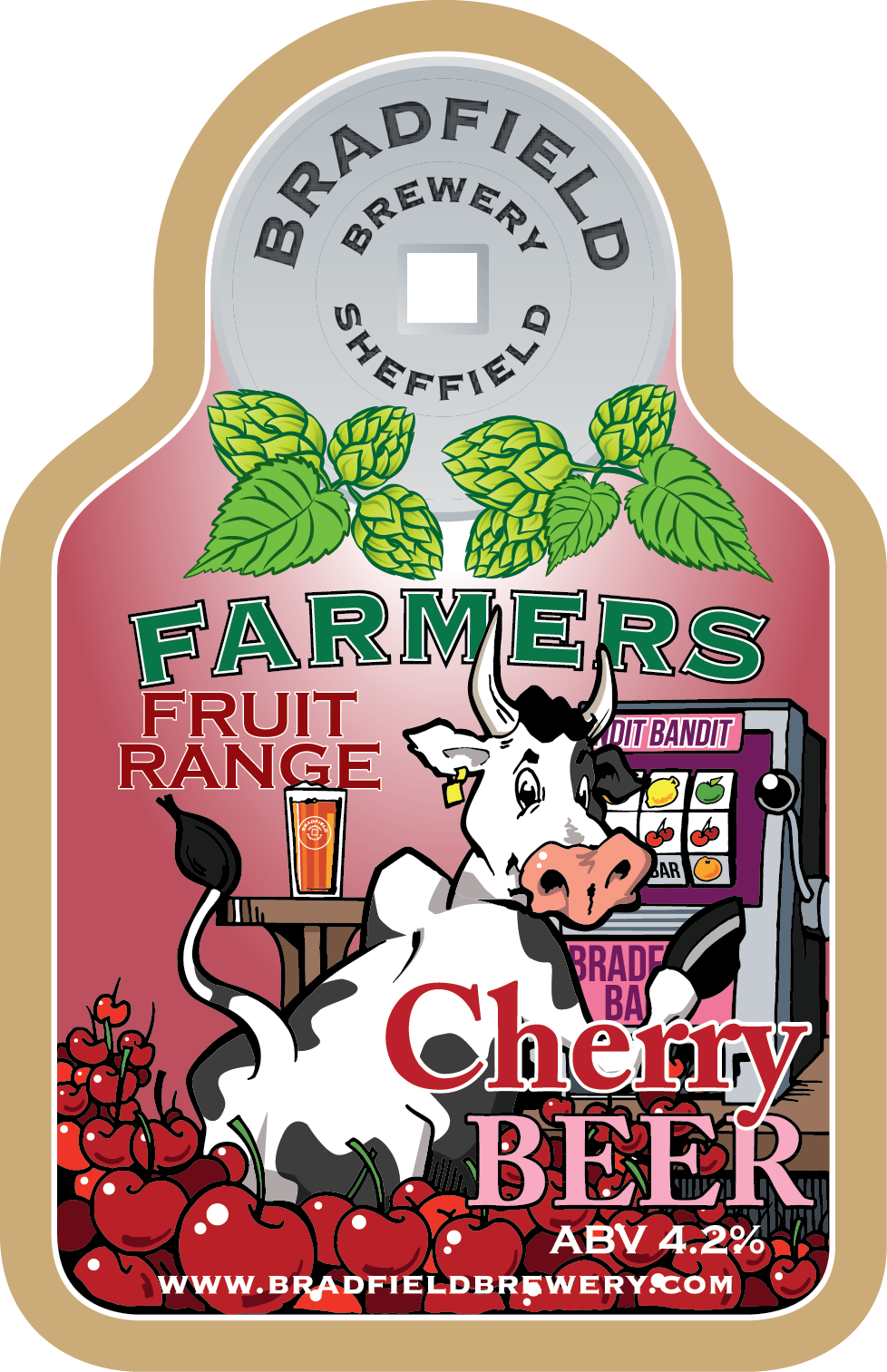 Farmers Cherry Beer