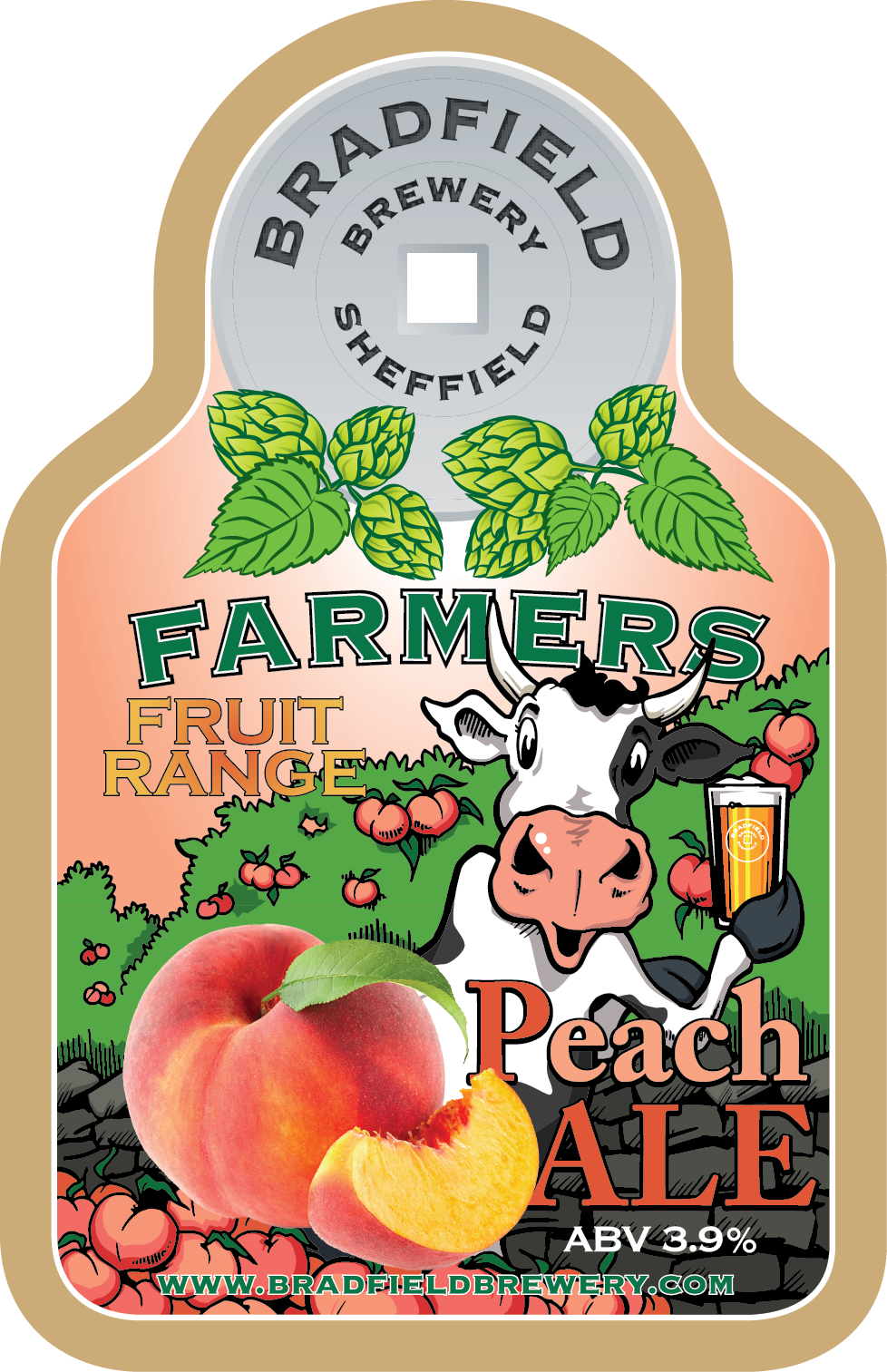 Farmers Peach Ale