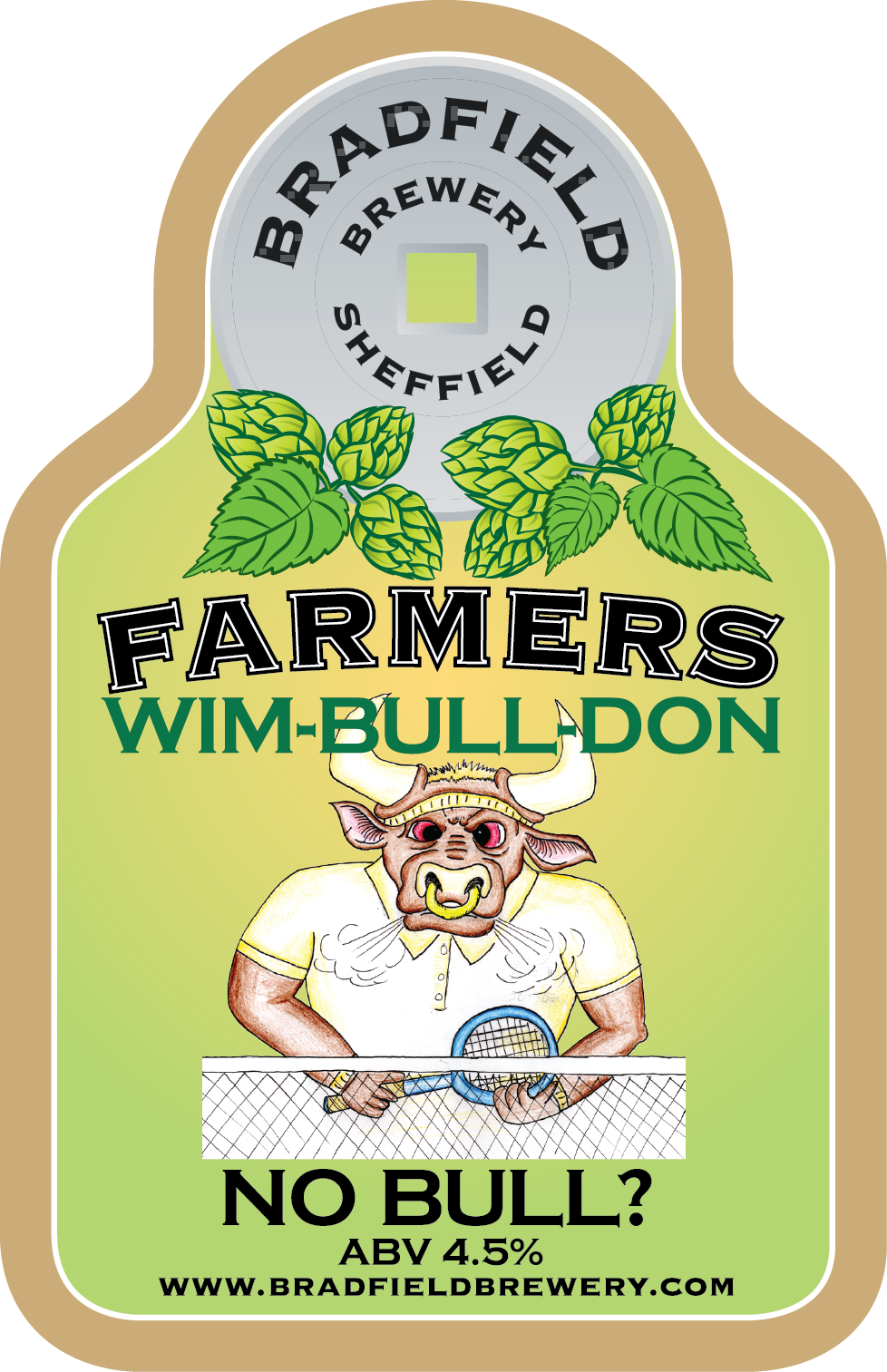 Farmers Wim-Bull-Don Ale