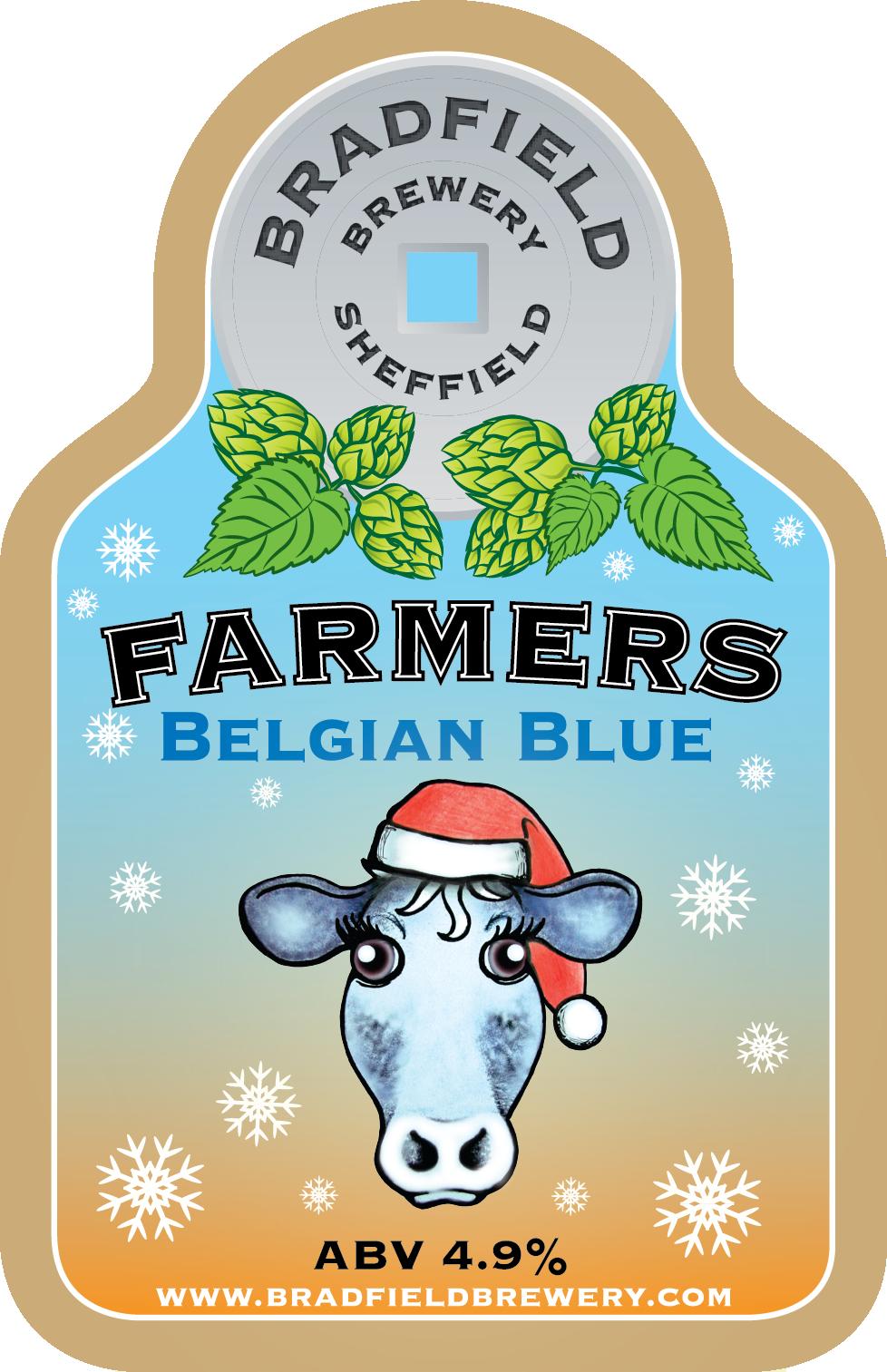 Farmers Belgium Blue