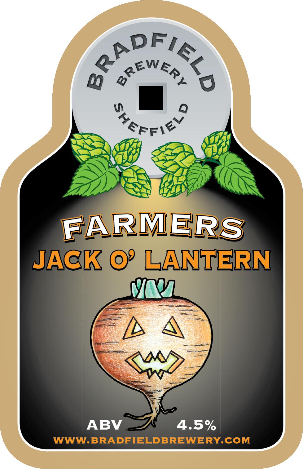 Farmers Jack O'Lantern Ale
