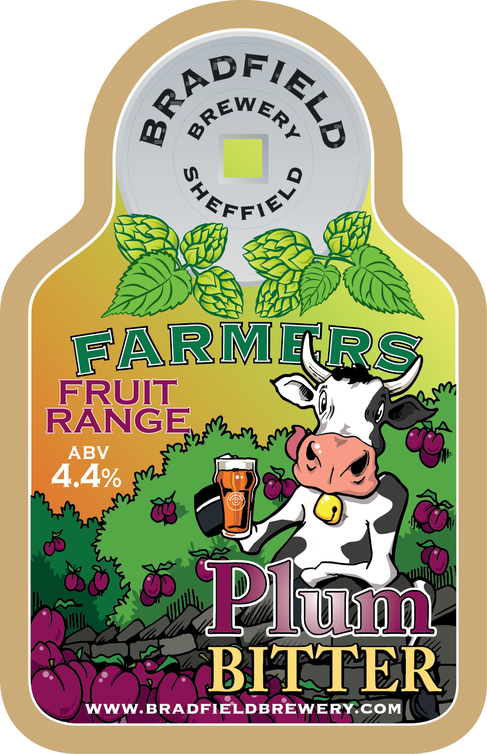 Farmers Plum Bitter